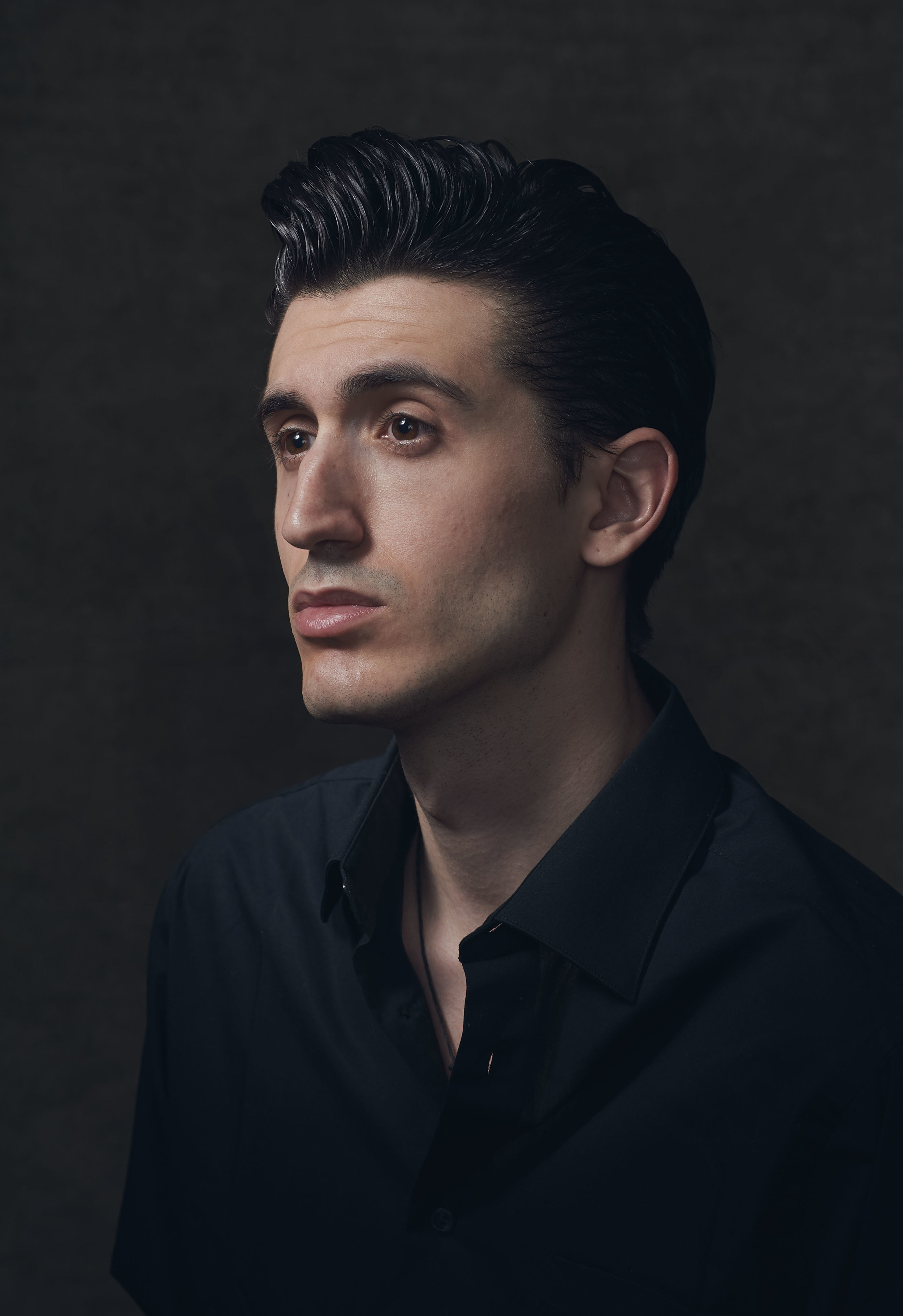 Writer, director, producer, and editor Lorenzo Lanzillotti; his previous works includes the award winning short films The Nutcracker Princess and Sugar Land.