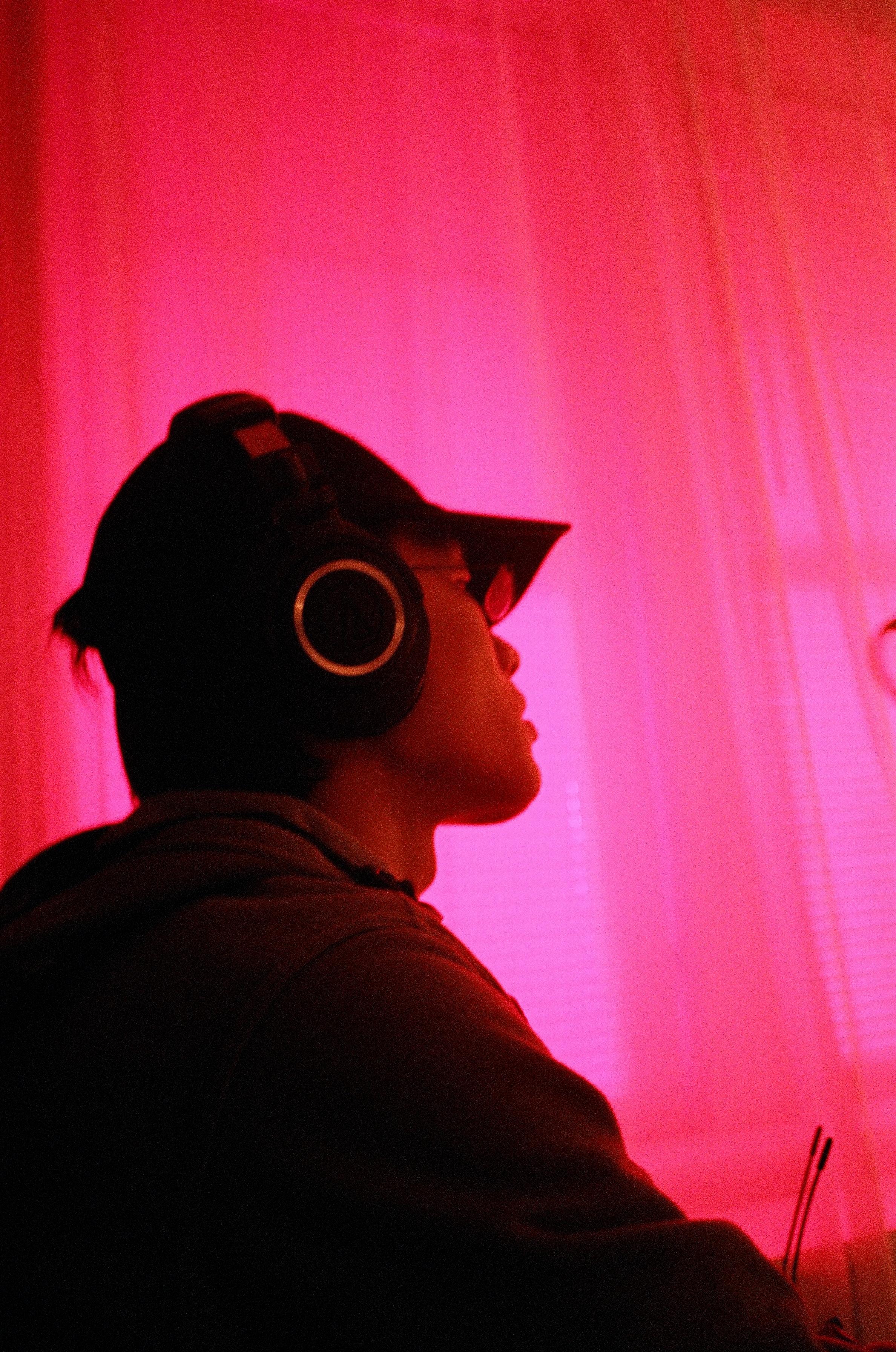 Sound Engineer Paul Cai