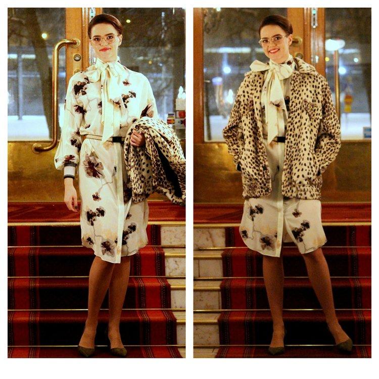 By Malene Birger jacket & dress & shoes