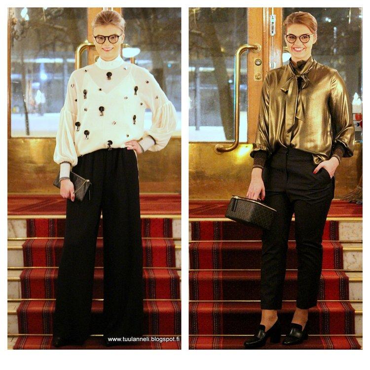 By Malene Birger shirts & trousers & wallet & beauty box