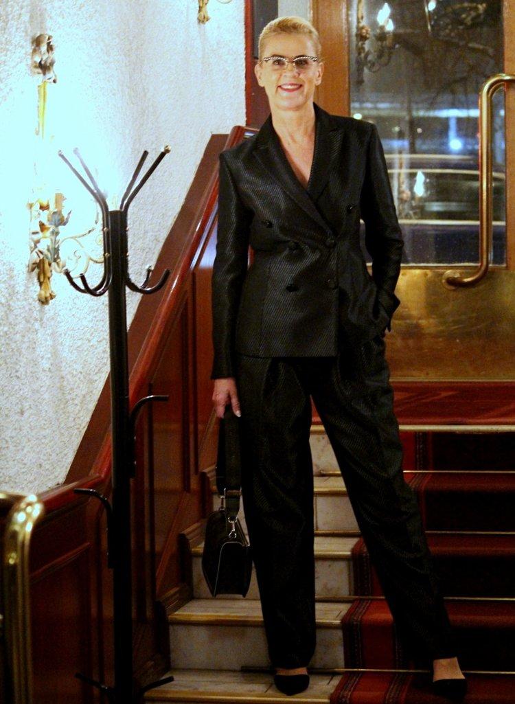 By Malene Birger blazer & trousers & bag & shoes