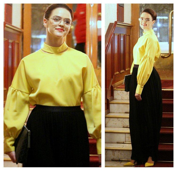 By Malene Birger shirt & skirt & purse & shoes
