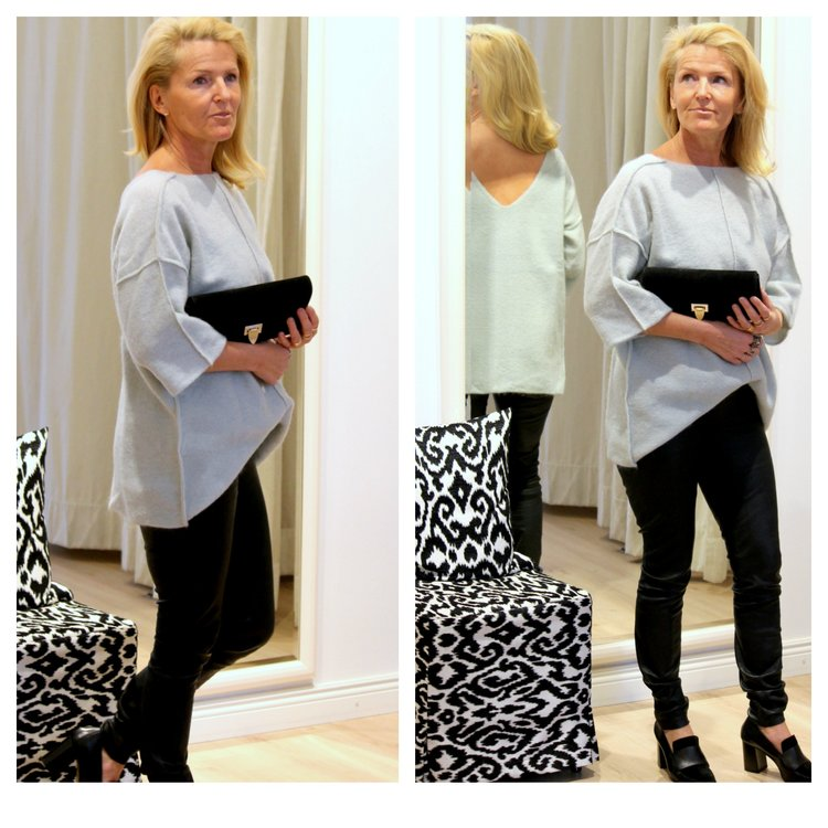 By Malene Birger sweater -40%, ATP shoes -40%  Decadent clutch