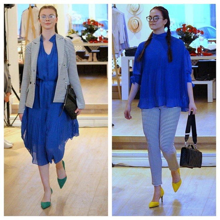 ATP Atelier shoes & bags // Balmuir scarfs