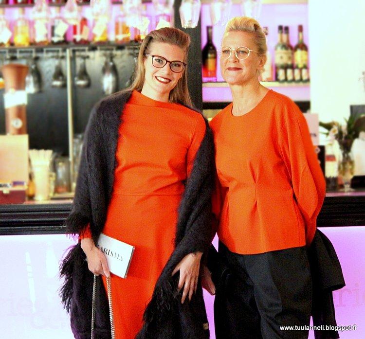 House of Dagmar Dress, Shirt & Trousers, Balmuir Scarf
