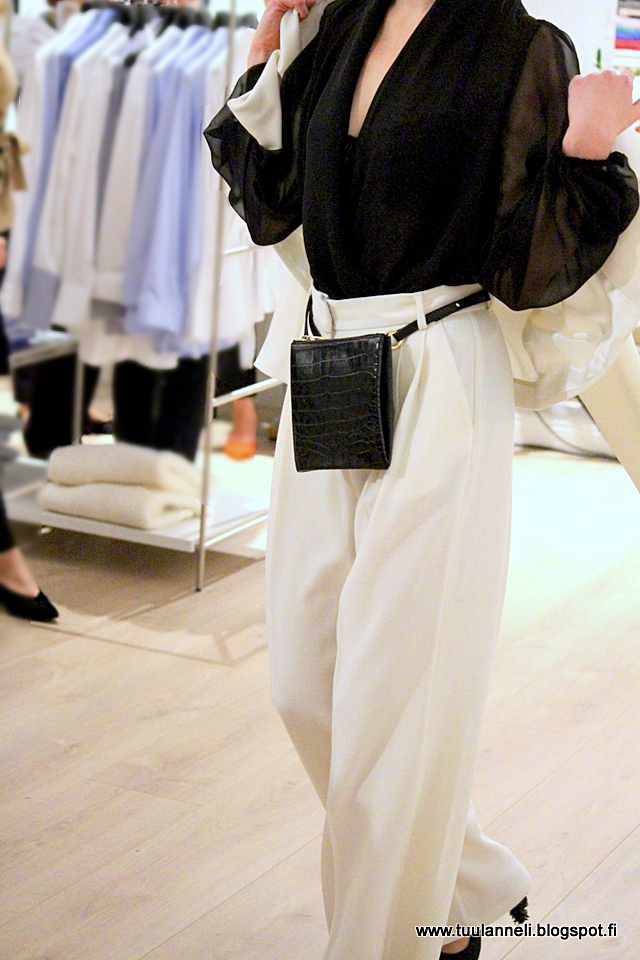 Filippa K, belt bag