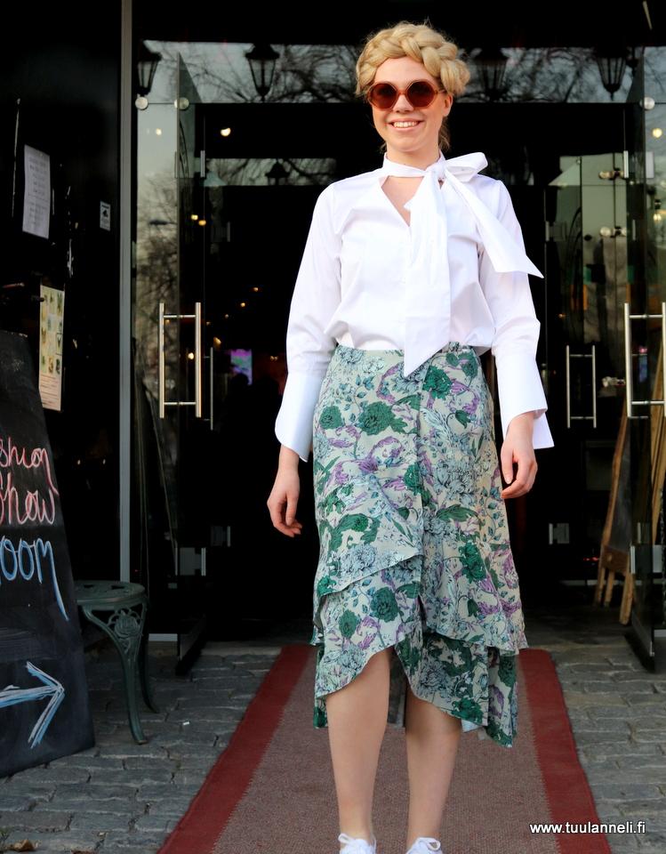 Sleek Atelier paita // skjorta
