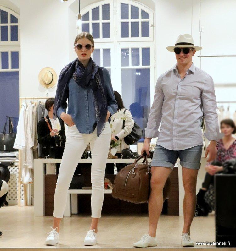 Superga sneakers, Balmuir huivi & hattu // scarf & hatt