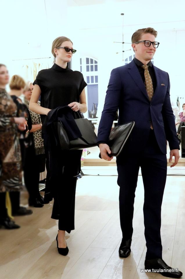 ATP Atelier kengät & laukku // skor & väska