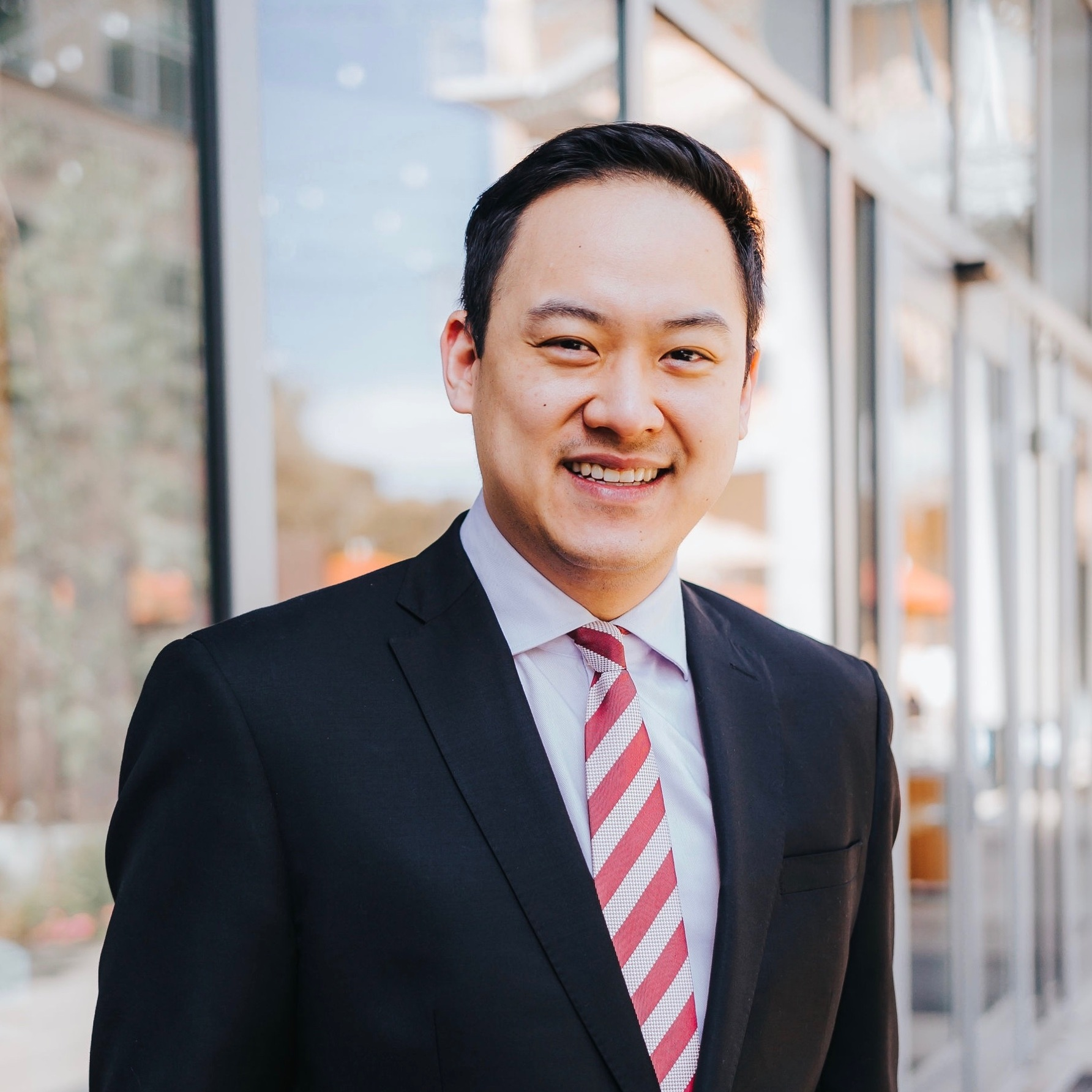 Edward Chen, Esq.  Founding Partner and Chief Executive Officer