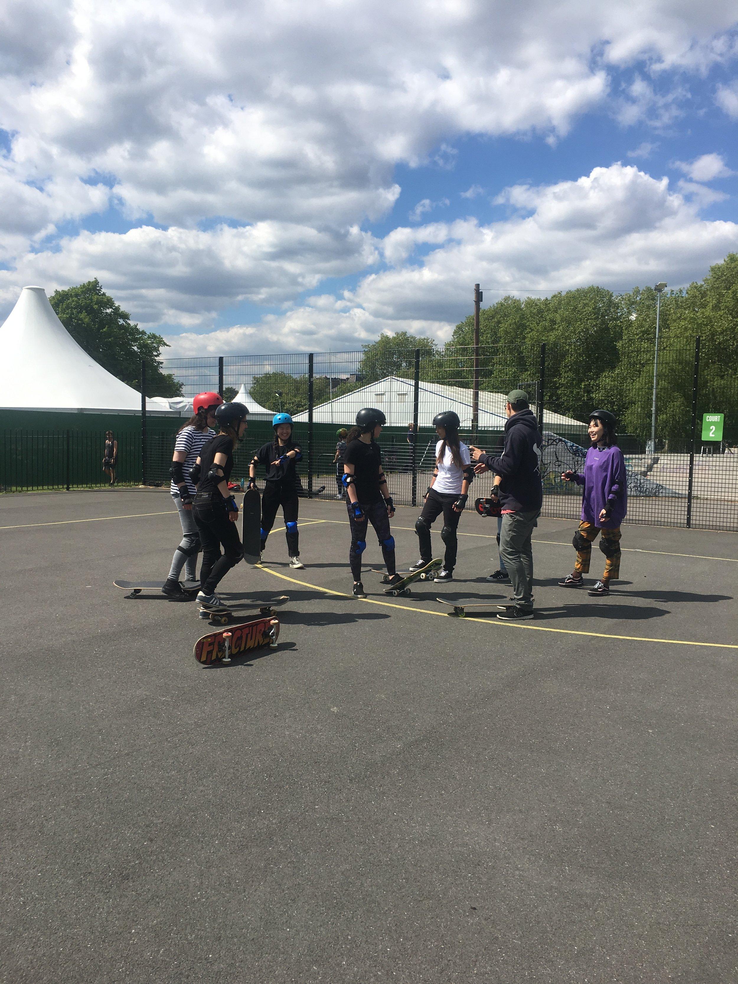 Intermediate skateboarding lesson.JPG