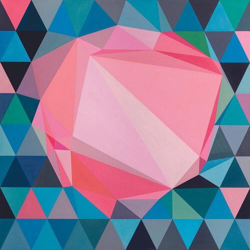 Disco , Oil on Canvas, 152 × 109 × 4 cm