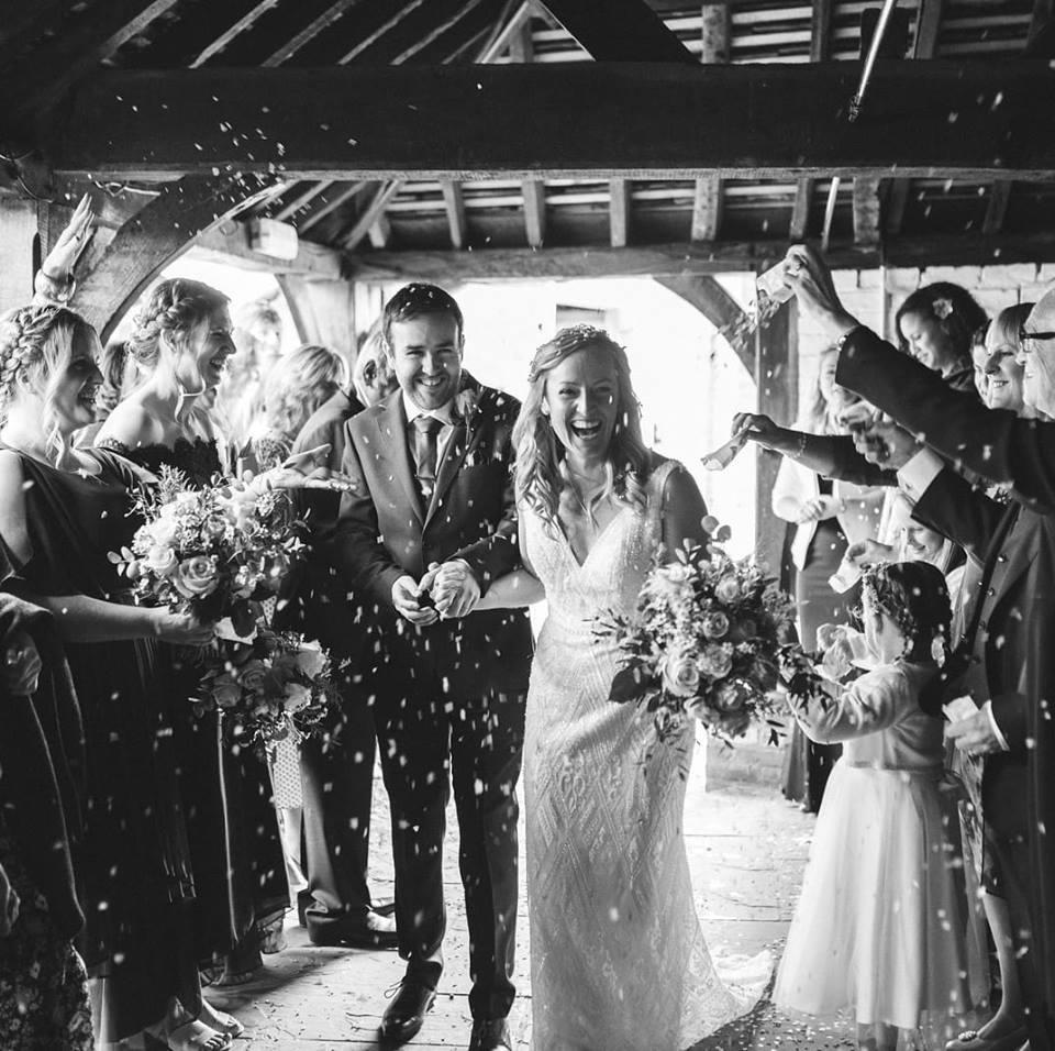 Oxfordshire Bride and Bridesmaid Hair