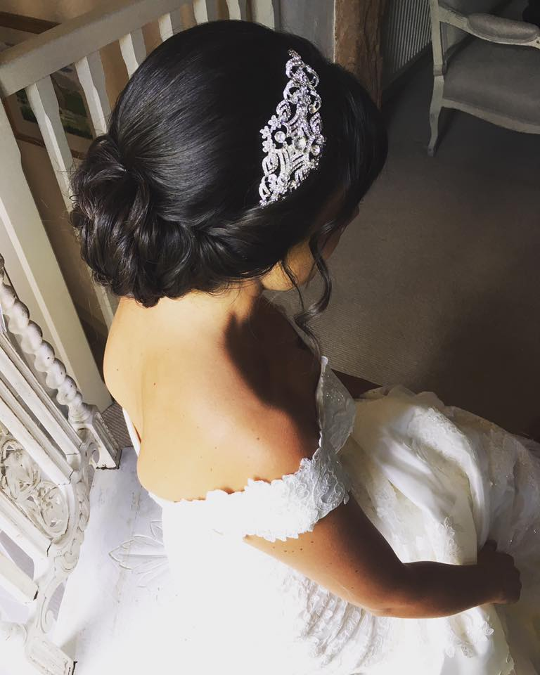 Bridal Hair Berkshire and Oxfordshire