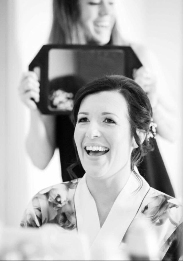 Tom Wood Photography Wedding Hair and Makeup Oxfordshire