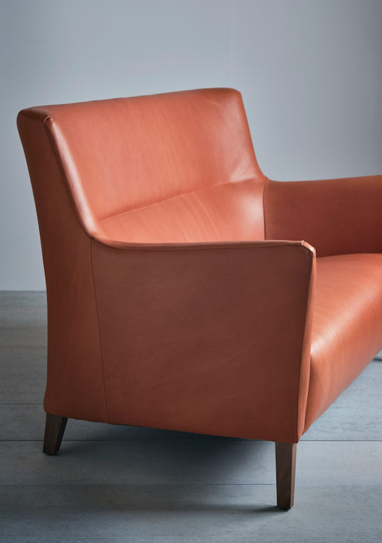 Image credit: Brody Two Seat Sofa in House Leather, PINCH.