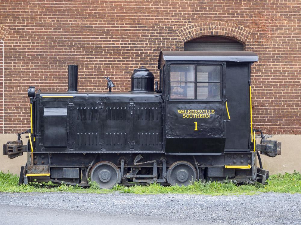 1941 Plymouth 18 ton Switcher
