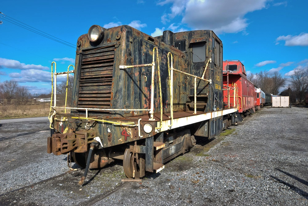 Train Restoration - Railroad repair and restoration is one of our core missions. Here are just a few of our many projects.