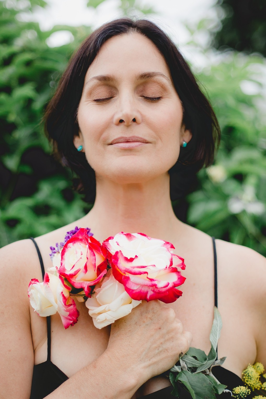 CARRIE ANNE MOSS - Founder Annapurna Living, Actor, Inspiration