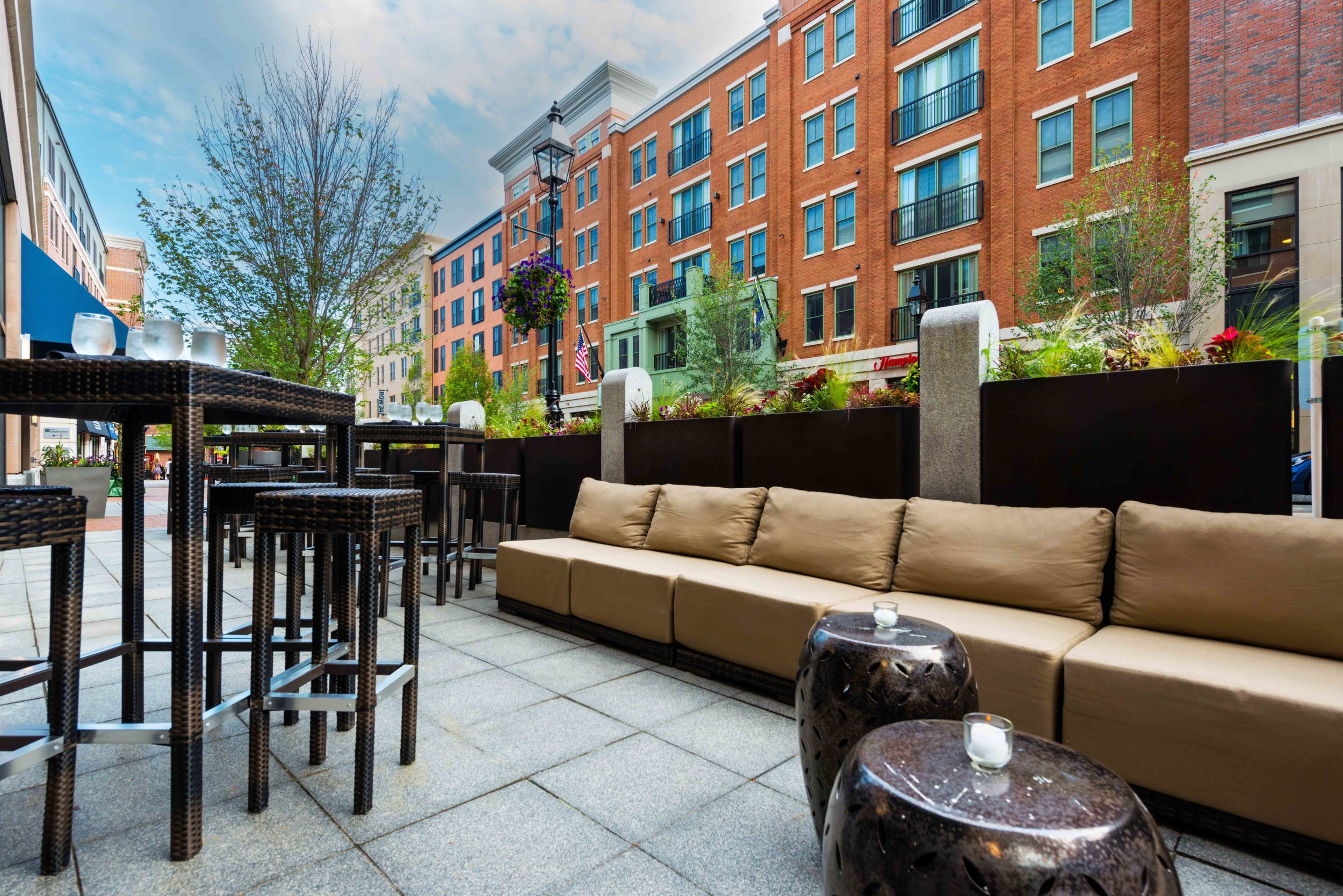 Located in the Heart of Downtown Portsmouth, NH -