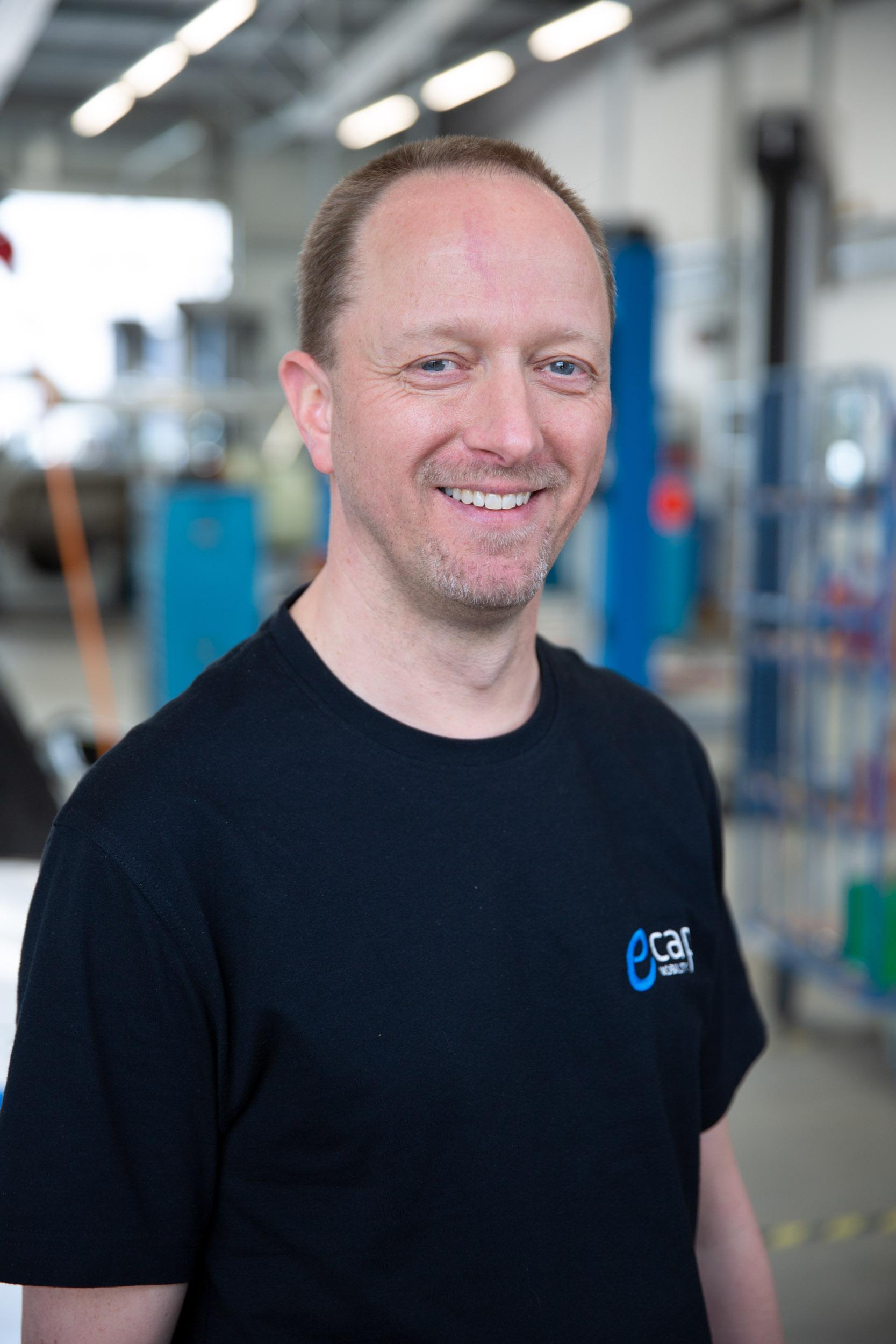 Lars Tamke | CAD Konstrukteur lta@ecap-mobility.com