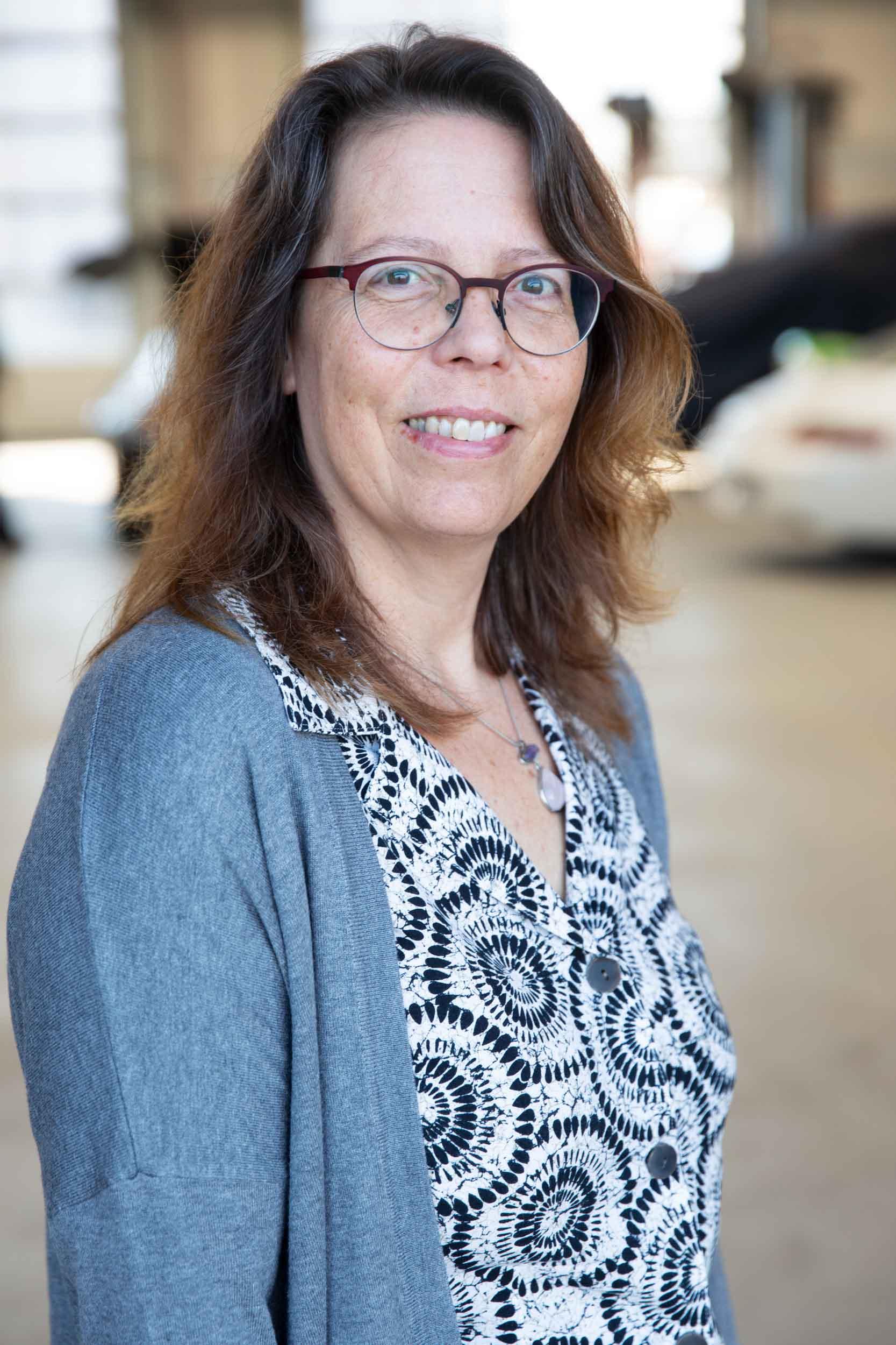 Petra Boeckmann | Human Resources pbo@ecap-mobility.com