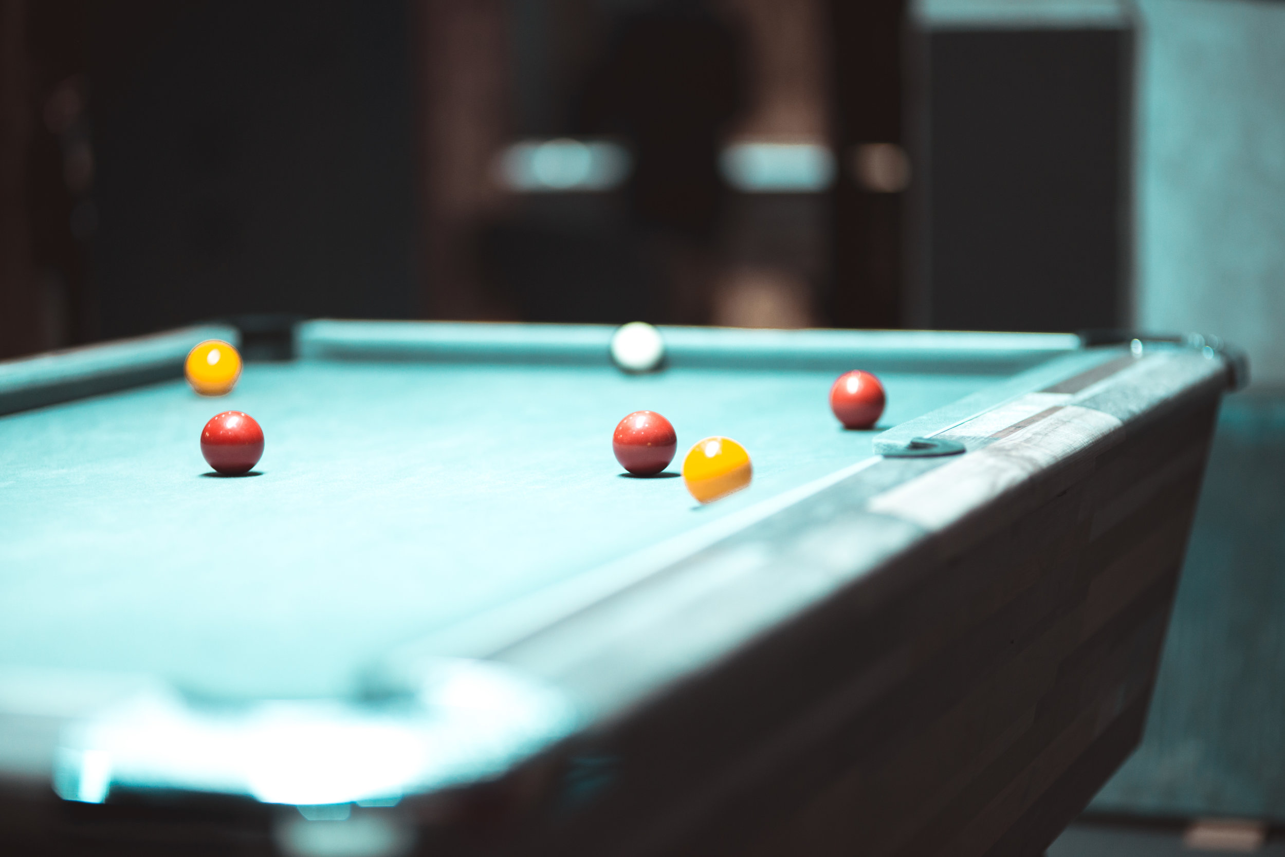 Pool Tables - Learn More >>>