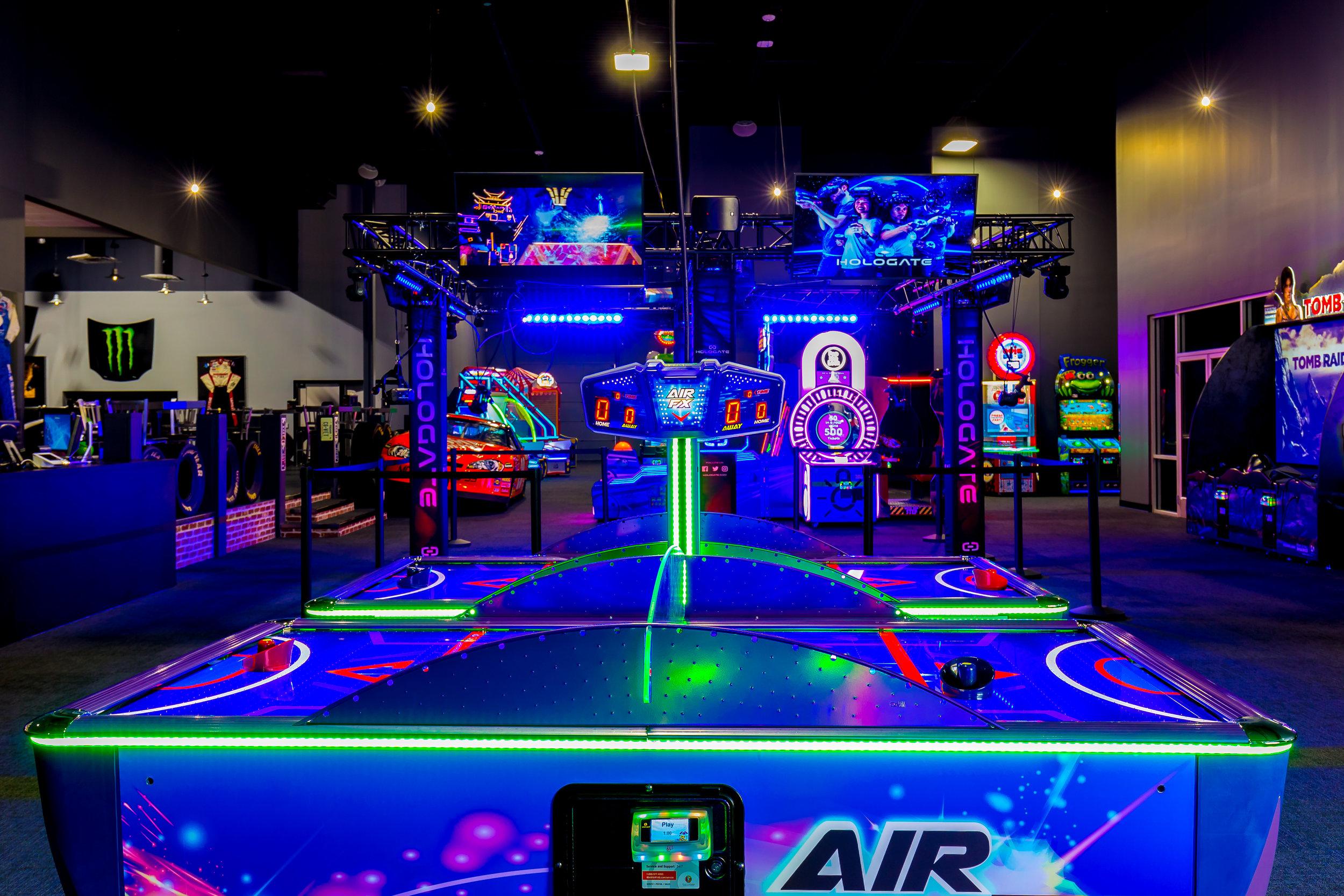 Arcades - Learn More >>>