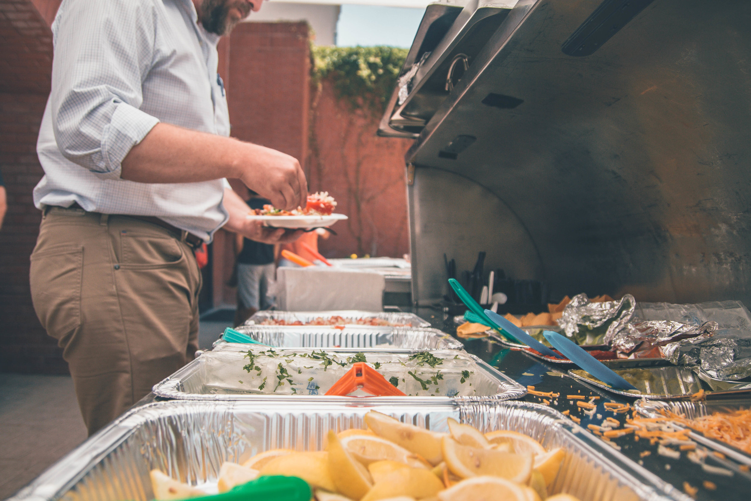 Event Catering - Learn More >>>