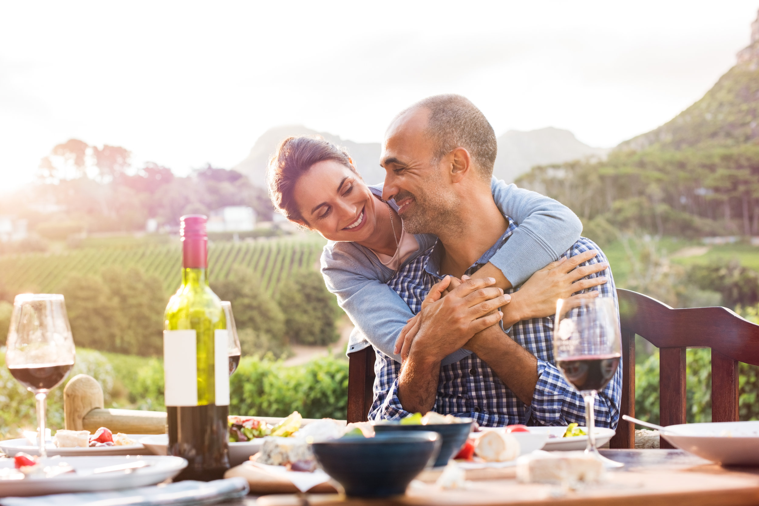 A happy couple in wine country.jpg