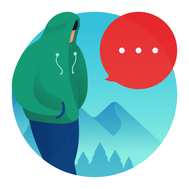 Anonymous - Trust is key. With SoulChat, your real identity remains anonymous in all group chats so you can be honest from day 1.