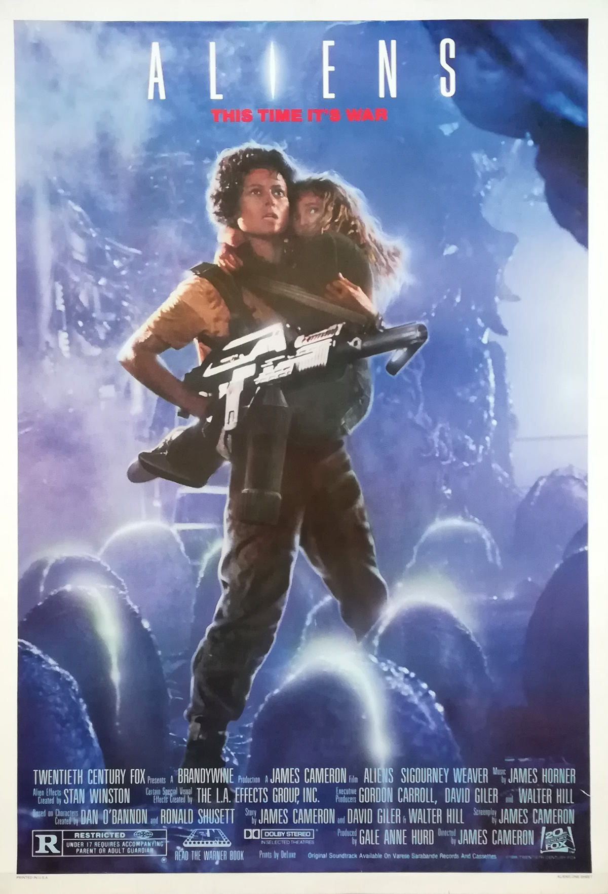 "S1 E2 ""SPACE DEMENTIA"" - In this episode, Daniel asks Tracy how she hasn't seen 1986's Aliens, directed by James Cameron. Tracy feels like the film is a precursor to the ""Females are strong as hell"" times we live in now and changes her loyalties from Predators to Aliens. Important! Also everyone hates Bill Paxton, in the movie and in the podcast.Listen and subscribe here."