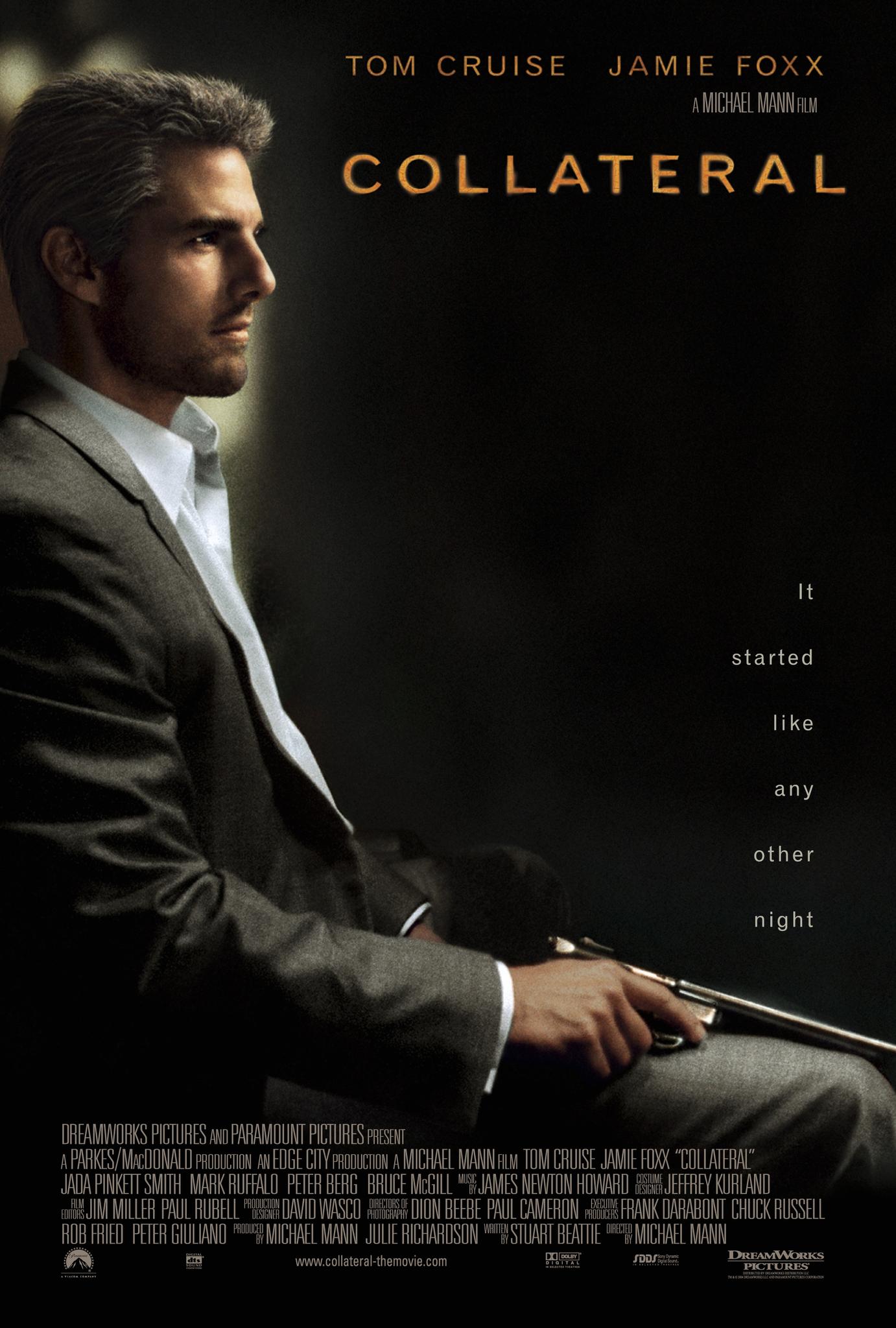 S1 E4 PSYCHOPATHY 101 - Murder, cab rides, and coyotes: This time out, we're talking about 2004's Collateral, which Tracy had never seen. It's a great movie, and it also turns out to be a textbook look at being a psycho. (In a fun way, we swear.) We also talk Jason Statham, dueling Anthony Hopkins impressions, and the kickass car chase from the best Bourne movie.Listen and subscribe here.