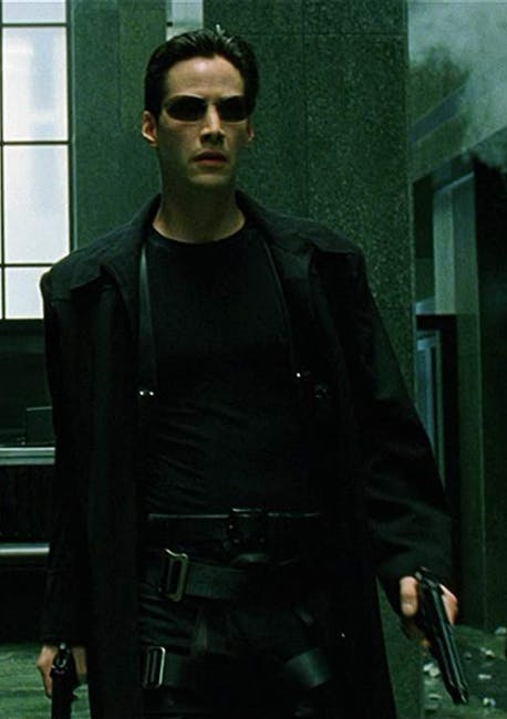 """BONUS: """"The Matrix 4"""" - Warner Bros. decides to blow our minds with a fourth Matrix movie, so reinforcements are called in in the form of Tracy's brother Price. He joins the team via Skype and he and Tracy spend an hour discussing how Neo and Trinity can come back, how there can be ANY Matrix film without Laurence Fishburne, why Sony and Disney can't play well together, favorite Matrix quotes and action scenes, and how there really can't be a prediction of what Matrix 4 can be without a trailer. Jack in and listen now!Listen and subscribe here."""