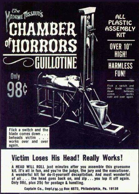 guillotine-game