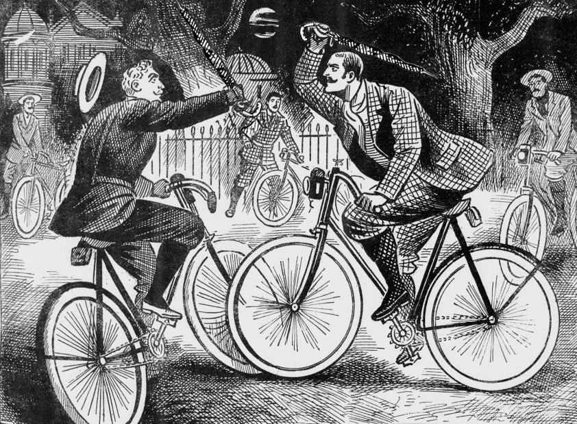 duel-on-bikes