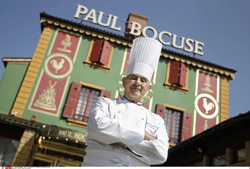 France Food Paul Bocuse