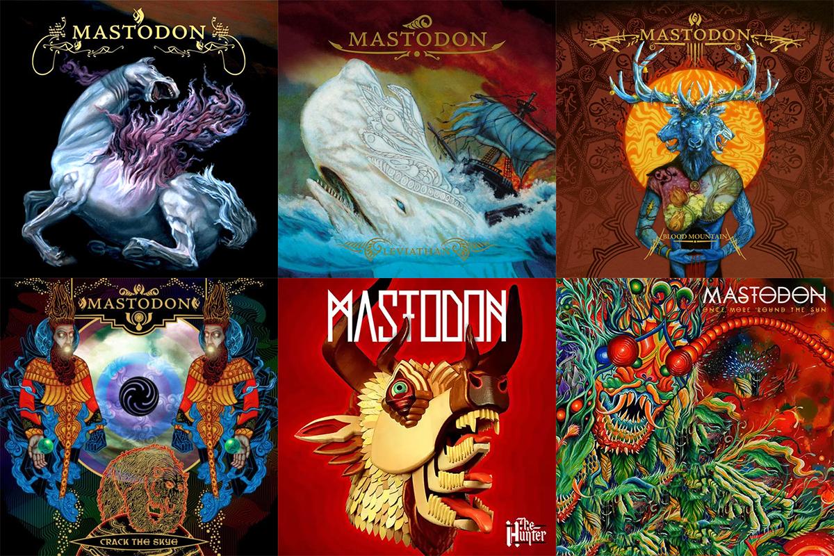 mastodon-covers
