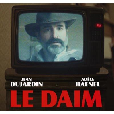 Affiche film daim Dupieux