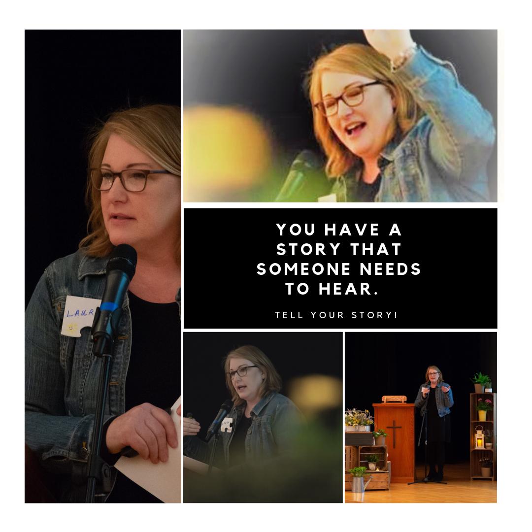 Laura K. Roland, Catholic speaker and blogger, co-founder of Encounter Grace