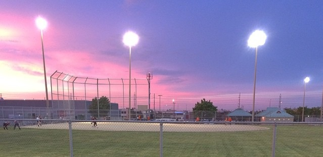 A Beautiful Night for Ball