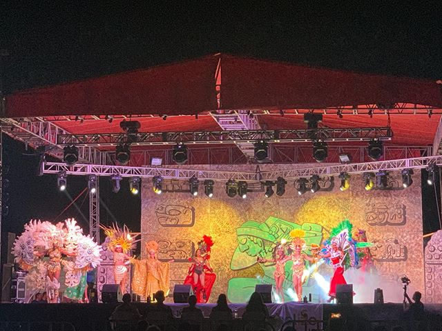 Traje de fantasía✨ #costamayafestival