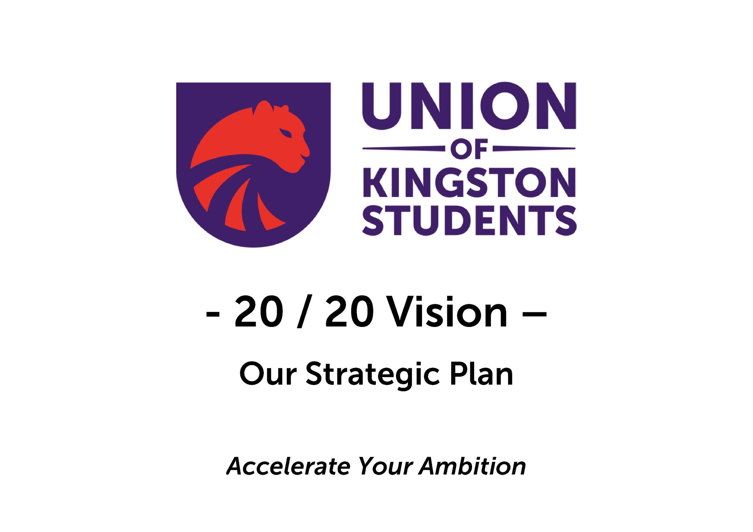 Union of Kingston Students, 201?-20