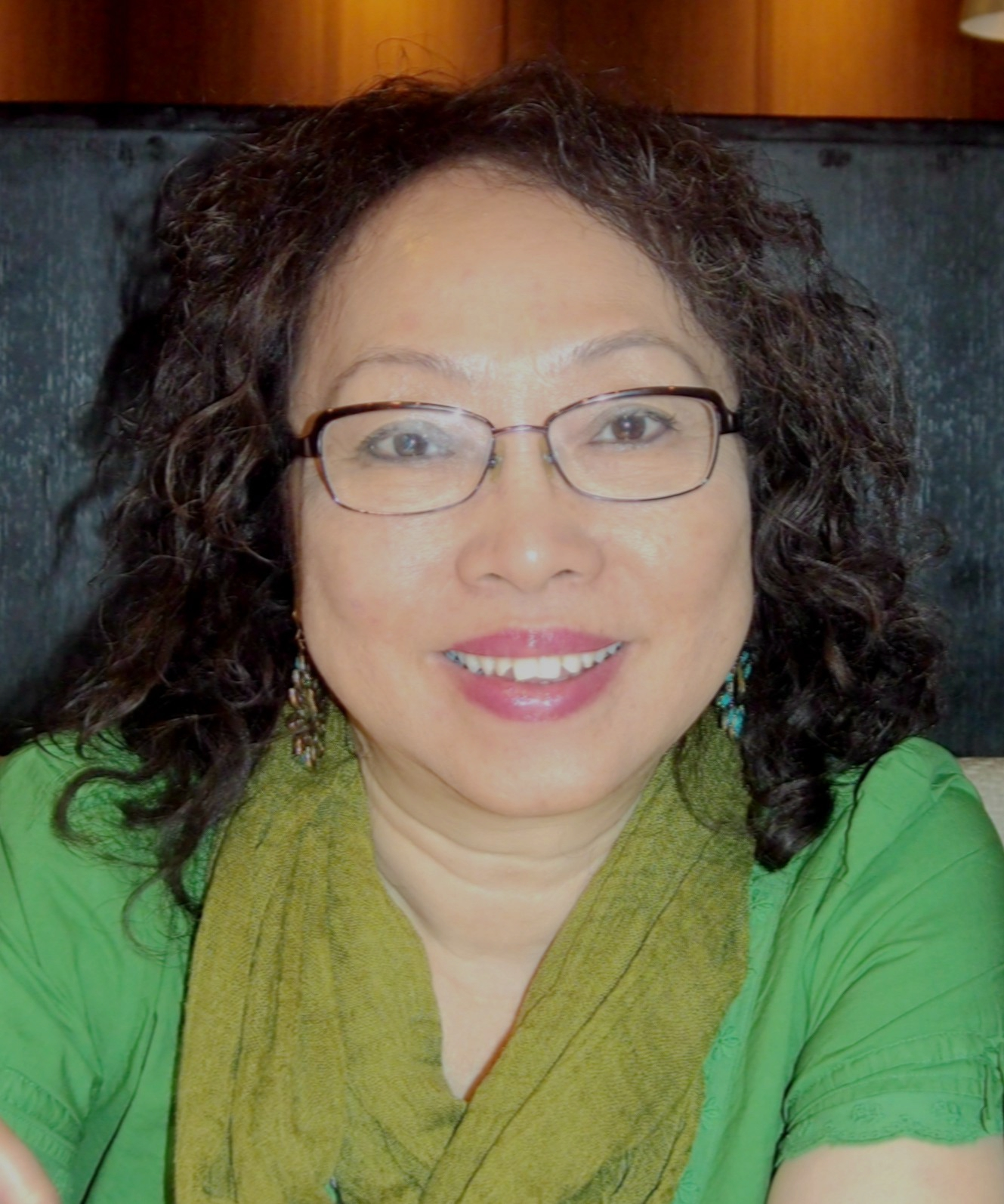 Dr Phuong Leung , the founder of iCST Dementia Training and Consultancy and a dementia researcher at  the Division of Psychiatry at University College London