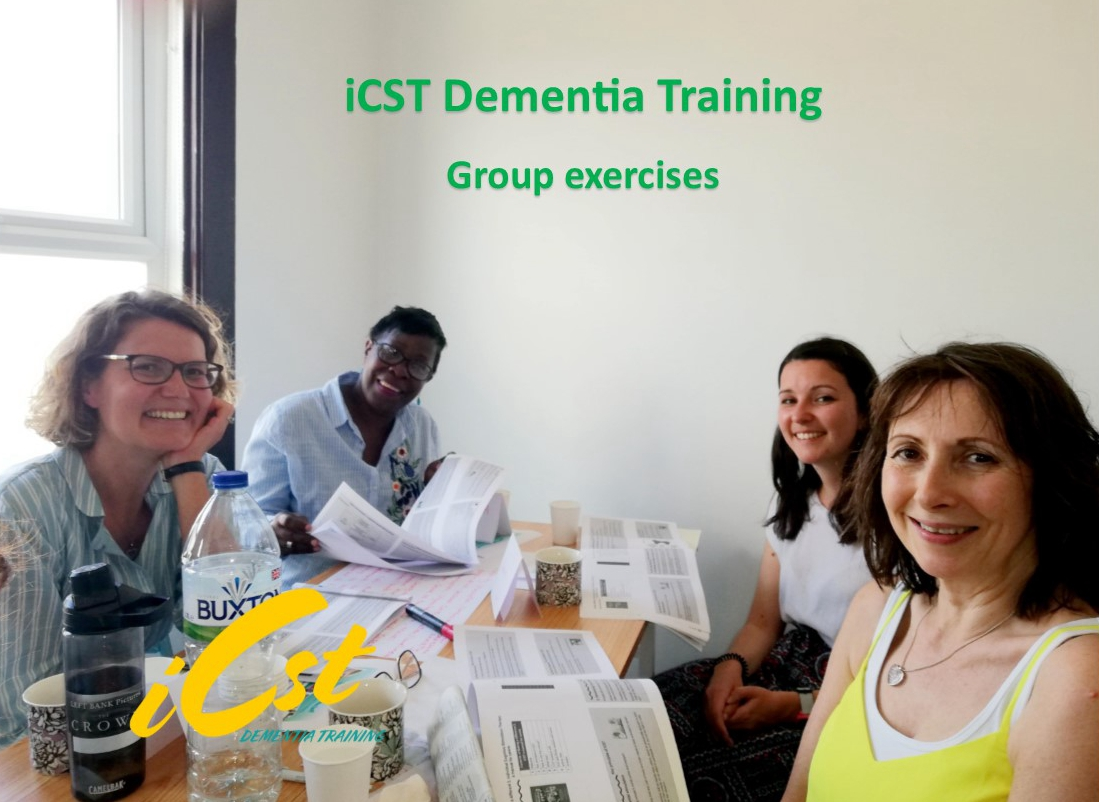 iCST training on Thursday 11th July 2019