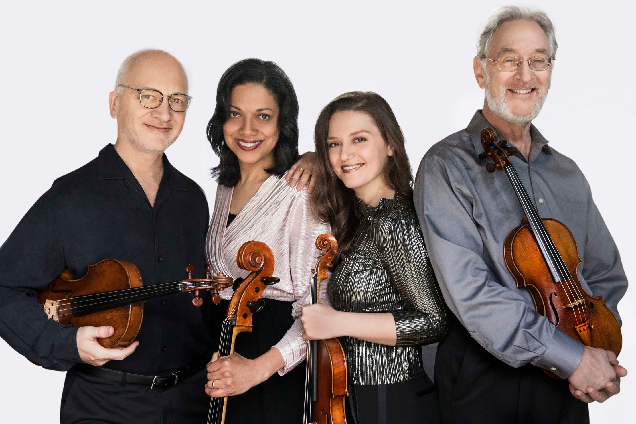 JUILLIARD STRING QUARTET 3 Concerts Sep 26-29 -