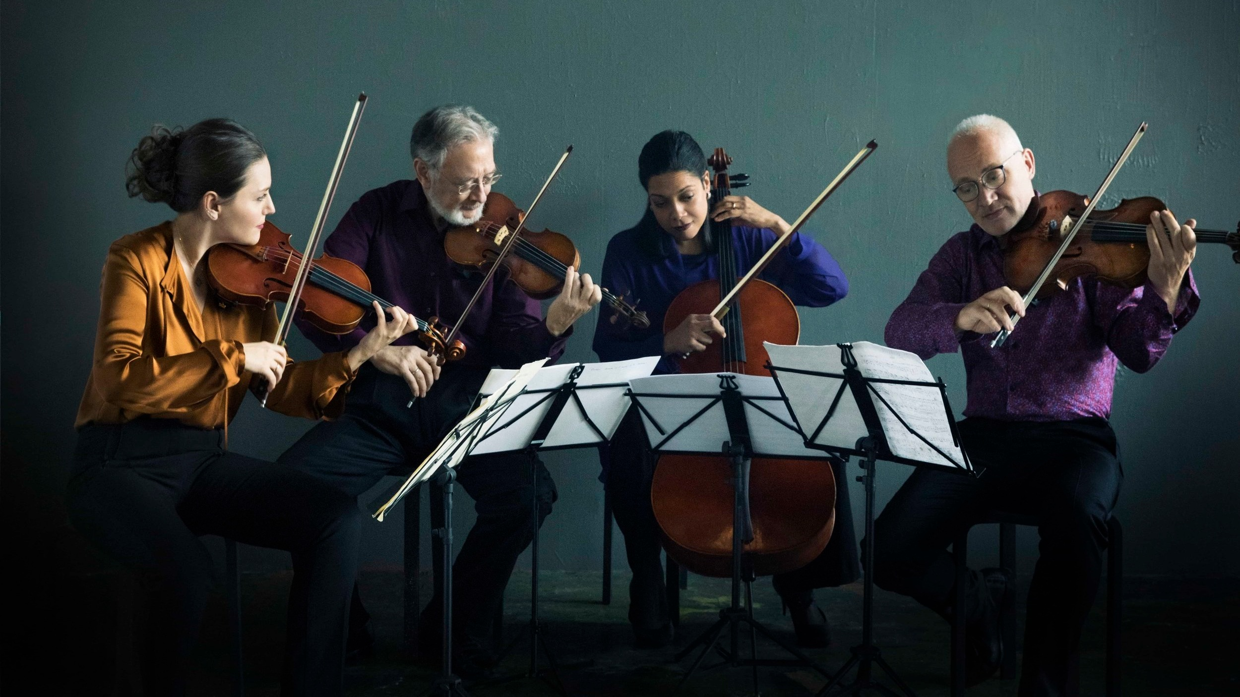 The Gala - Juilliard String QuartetMotown Mansion - Sep 27 - Limited Seating