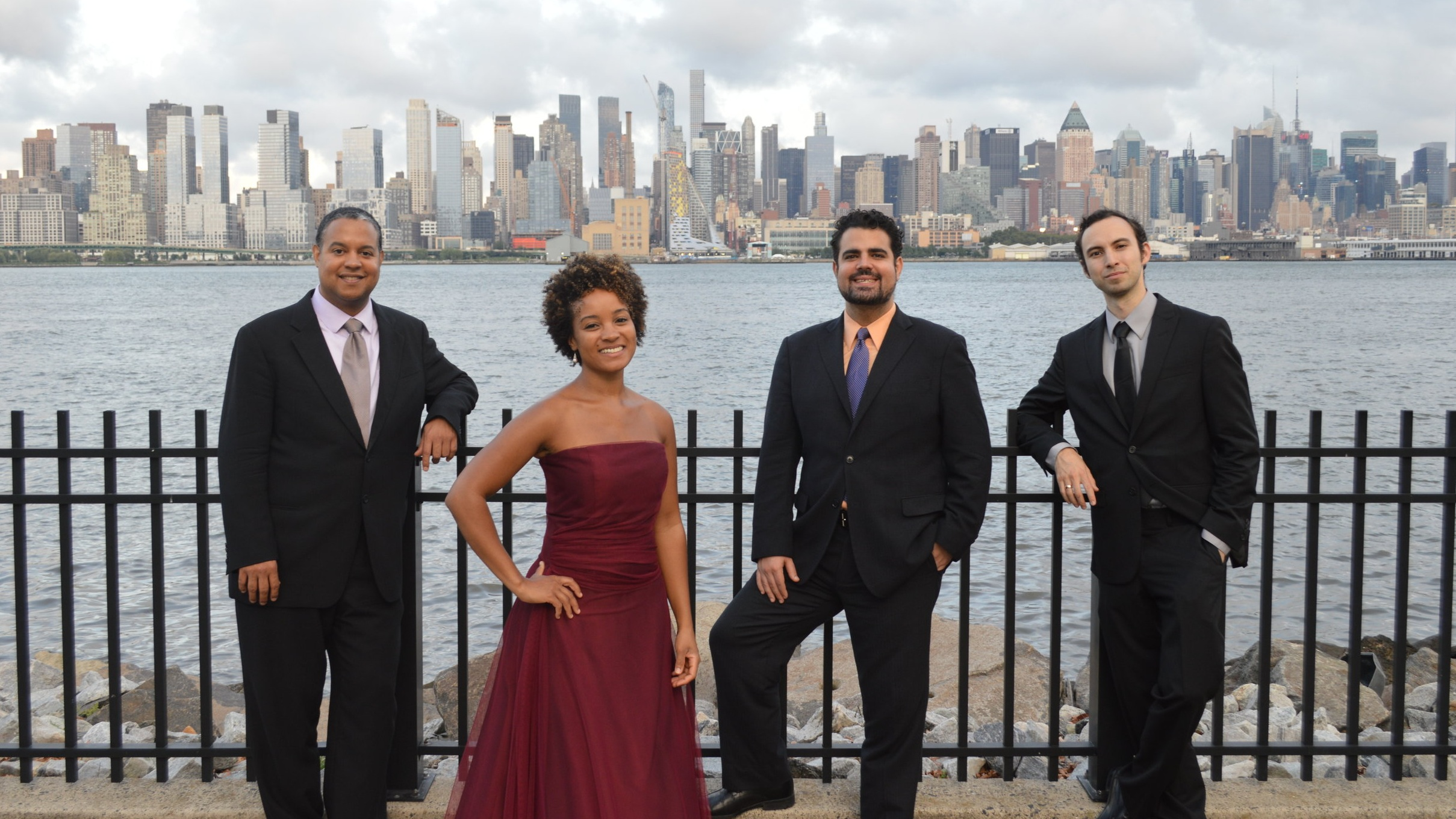 Harlem Quartet - Concerts in Beverly Hills and Detroit
