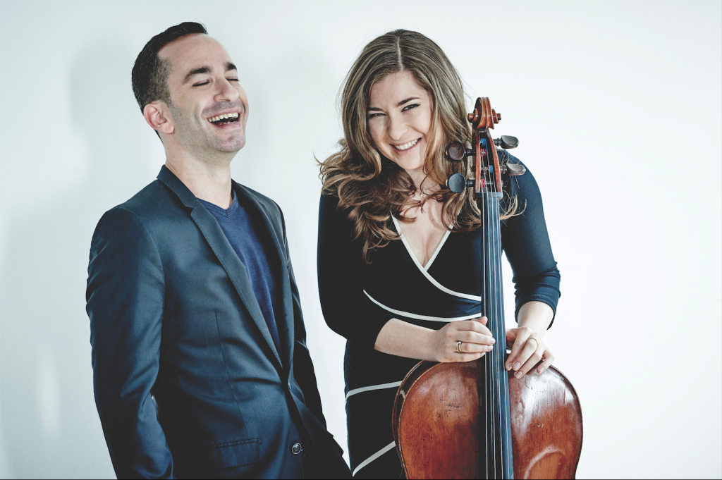 Beethoven 250th Anniversary Festival: Concert II - Alisa Weilerstein & Inon BarnatanSeligman Performing Arts Center - Mar 28