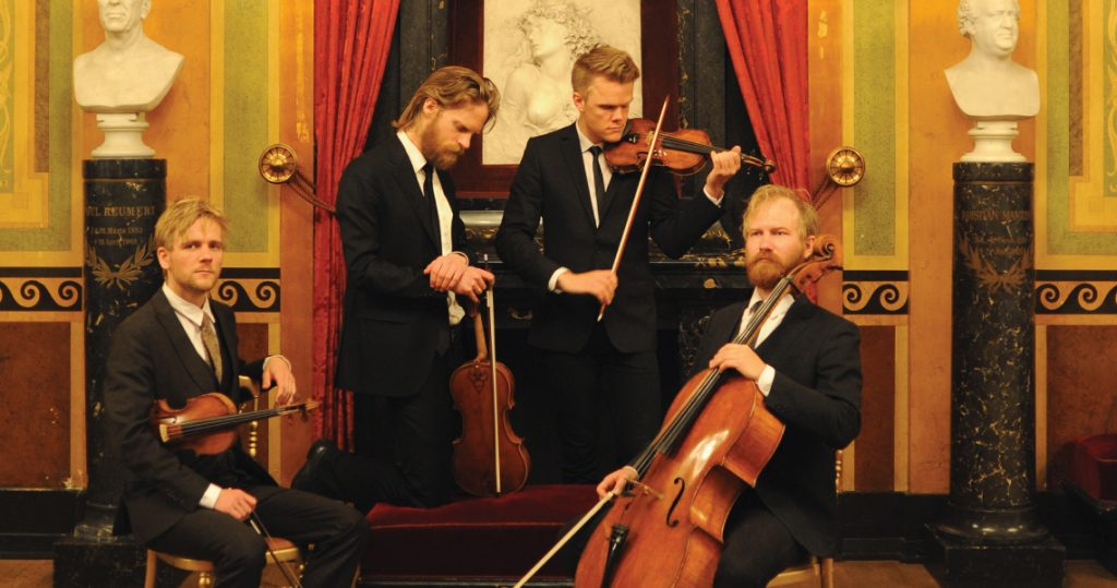 Danish String Quartet - Seligman Performing Arts Center - Feb 1
